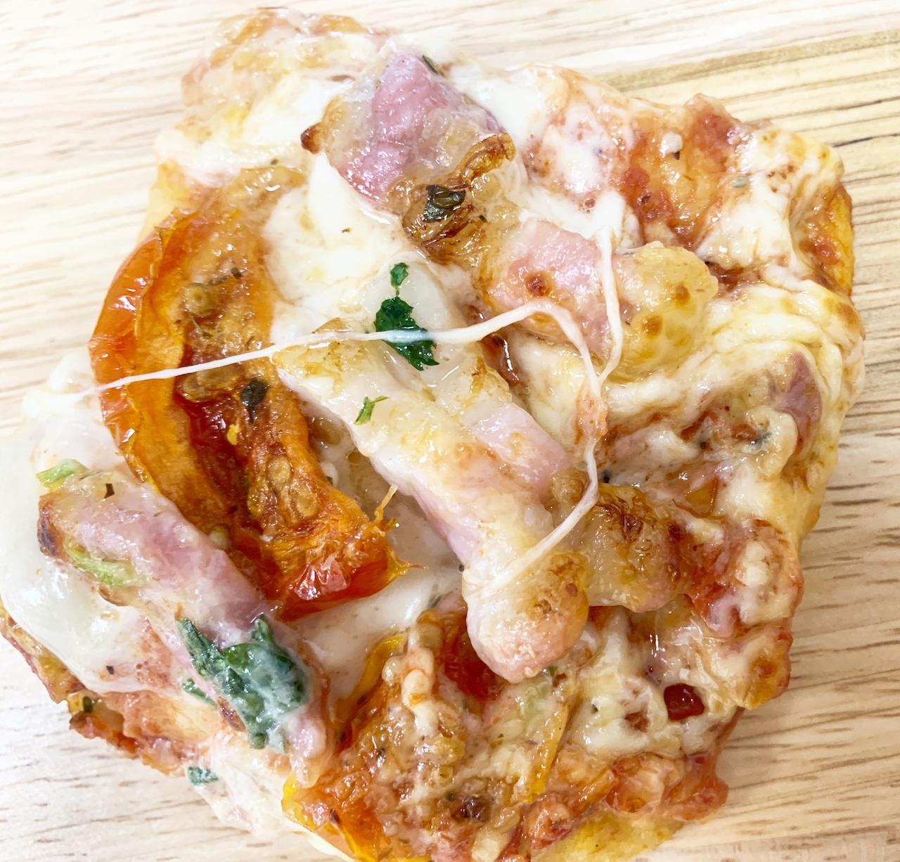 ピザ パンチェッタ&モッツァレラ(40cm)