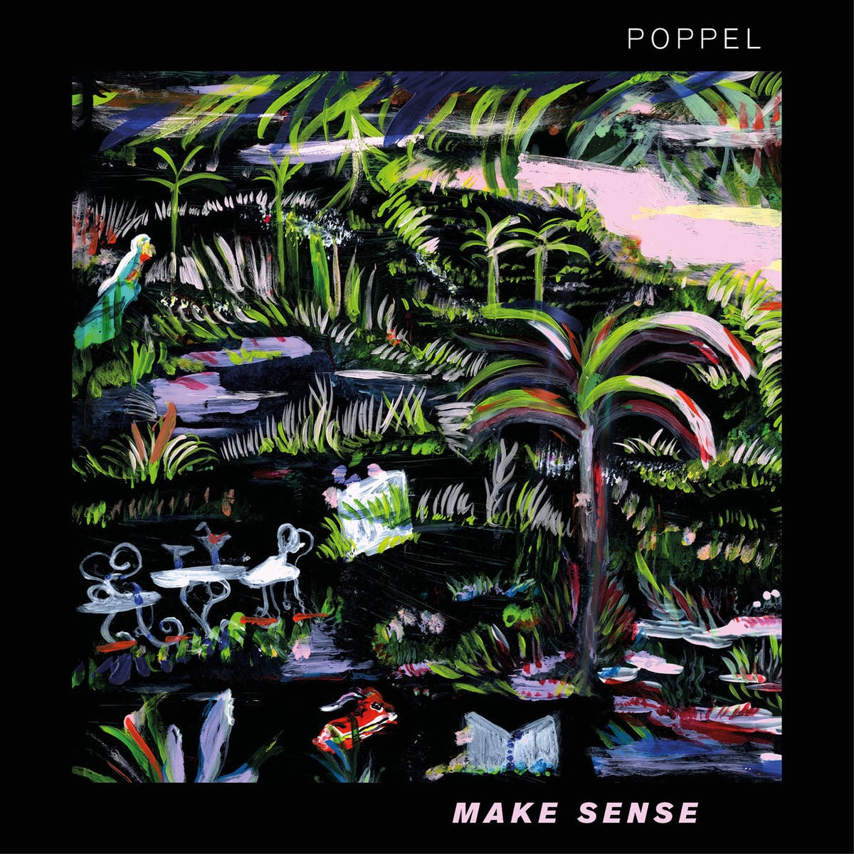 Poppel / Make Sense(100 Ltd LP)