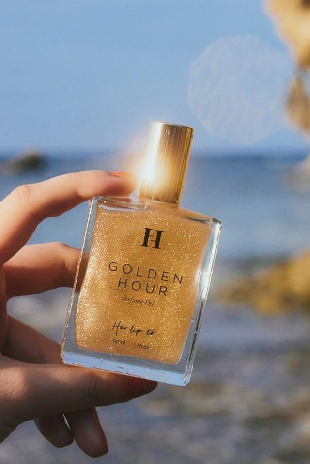 Perfume Oil - Golden Hour -