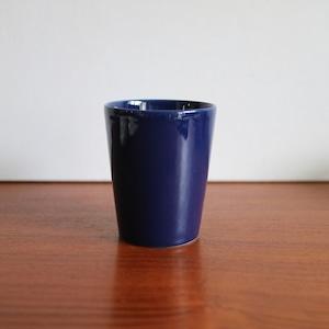 [SOLD OUT] Arabia アラビア / Teema ティーマ タンブラー ハンドルなしマグ ブルー B