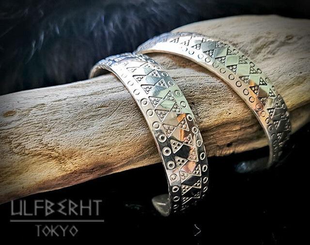 925銀製バングル【Vk503 フェローイーグル】