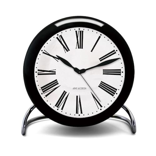 Arne Jacobsen(アルネ ヤコブセン) Roman Table Clock(ローマンテーブルクロック)