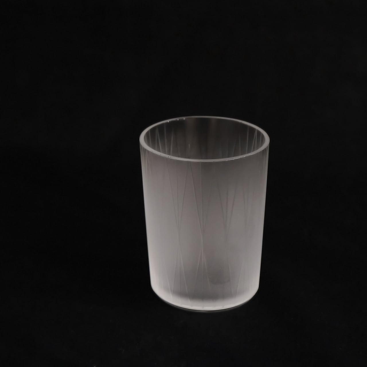 大迫友紀 Yuki Osako 小さなグラス 線と丸 (線)