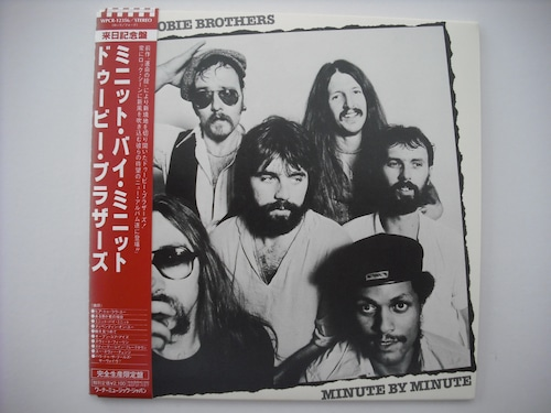 【CD】DOOBIE BROTHERS / MINUTE BY MINUTE