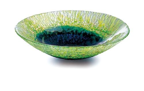 水盤 新緑