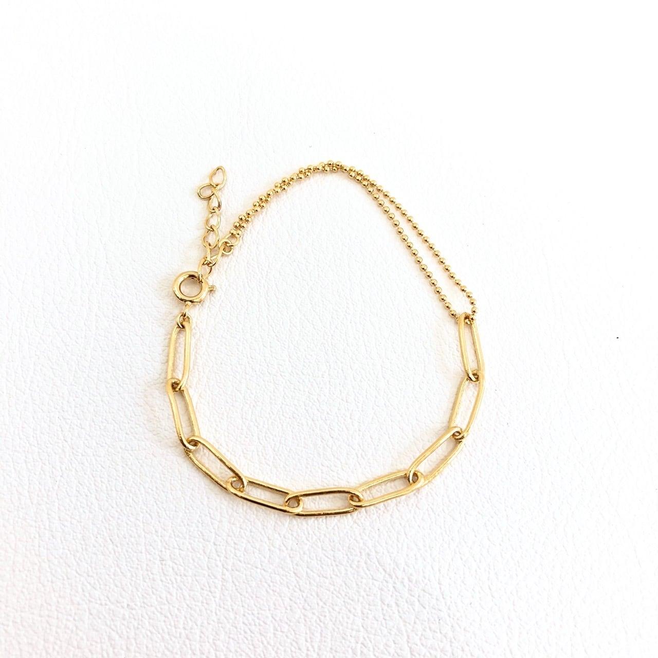 【 Lapuis 】- 184-220136 - Hook Chain Brace