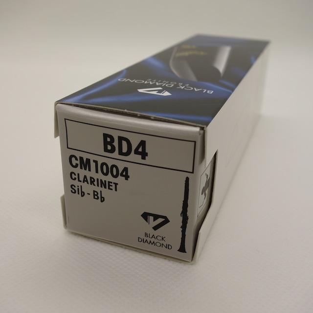 バンドーレン B♭クラリネットマウスピース  ブラックダイヤモンド エボナイト Vandoren
