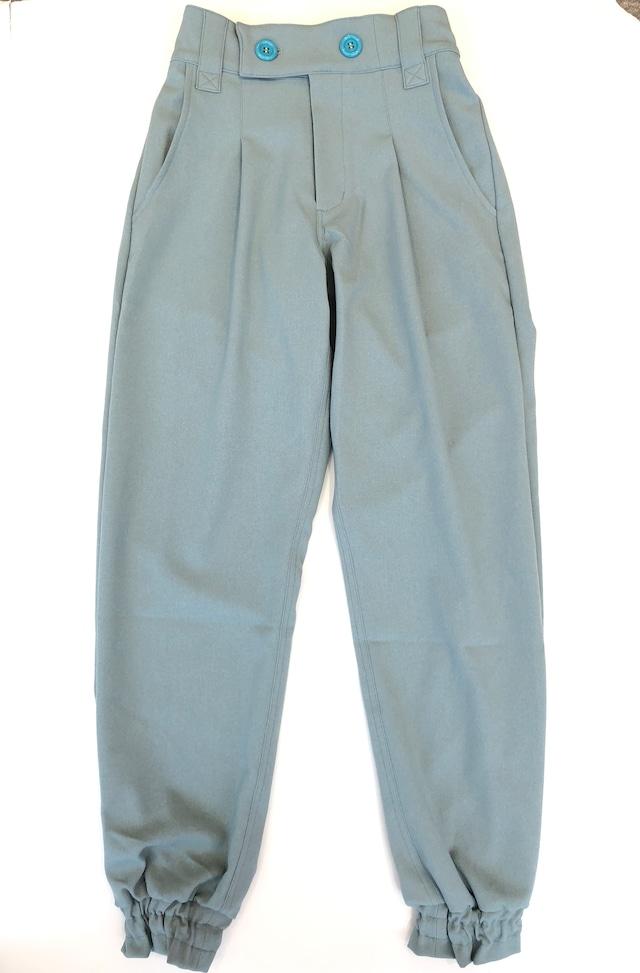 【21AW】ゾジオ(ZOZIO) Cactus Pants [F]mossblue