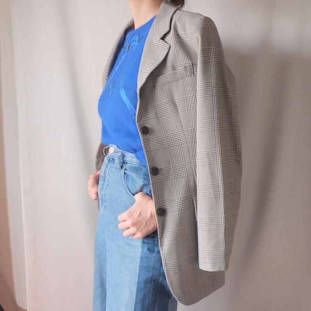 Autumn clothing 2: 90s blazer jacket