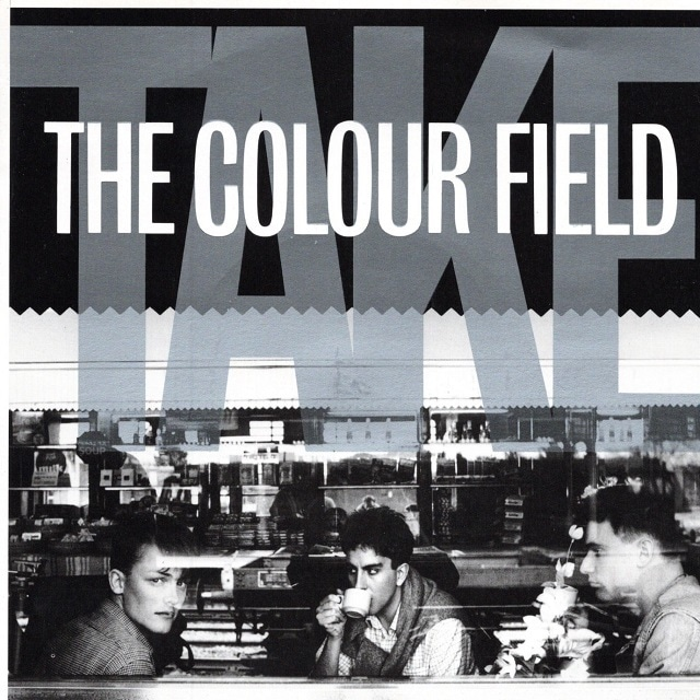 【7inch・英盤】The Colourfield / Take