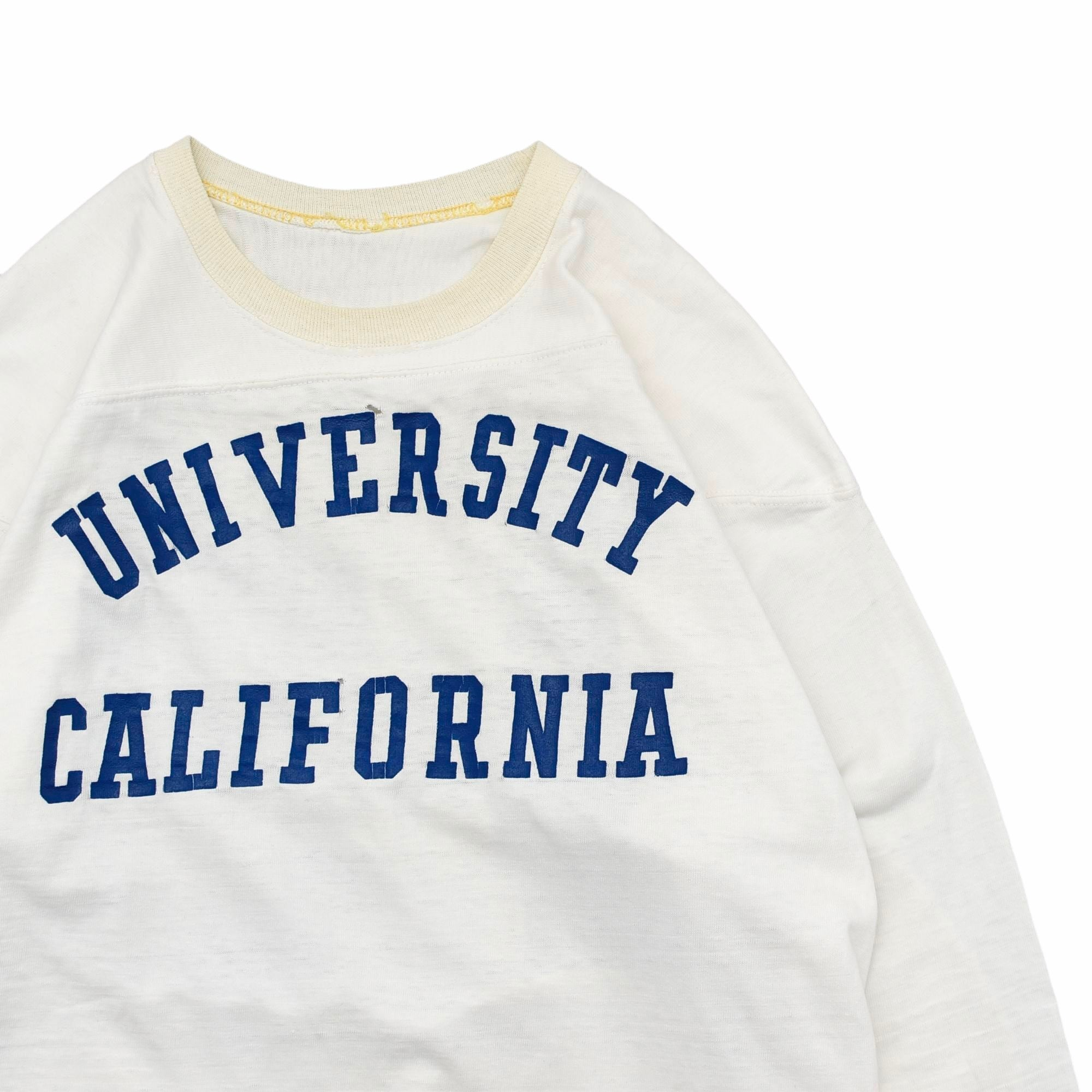 """BORO"" Vintage unknown Football T shirt"