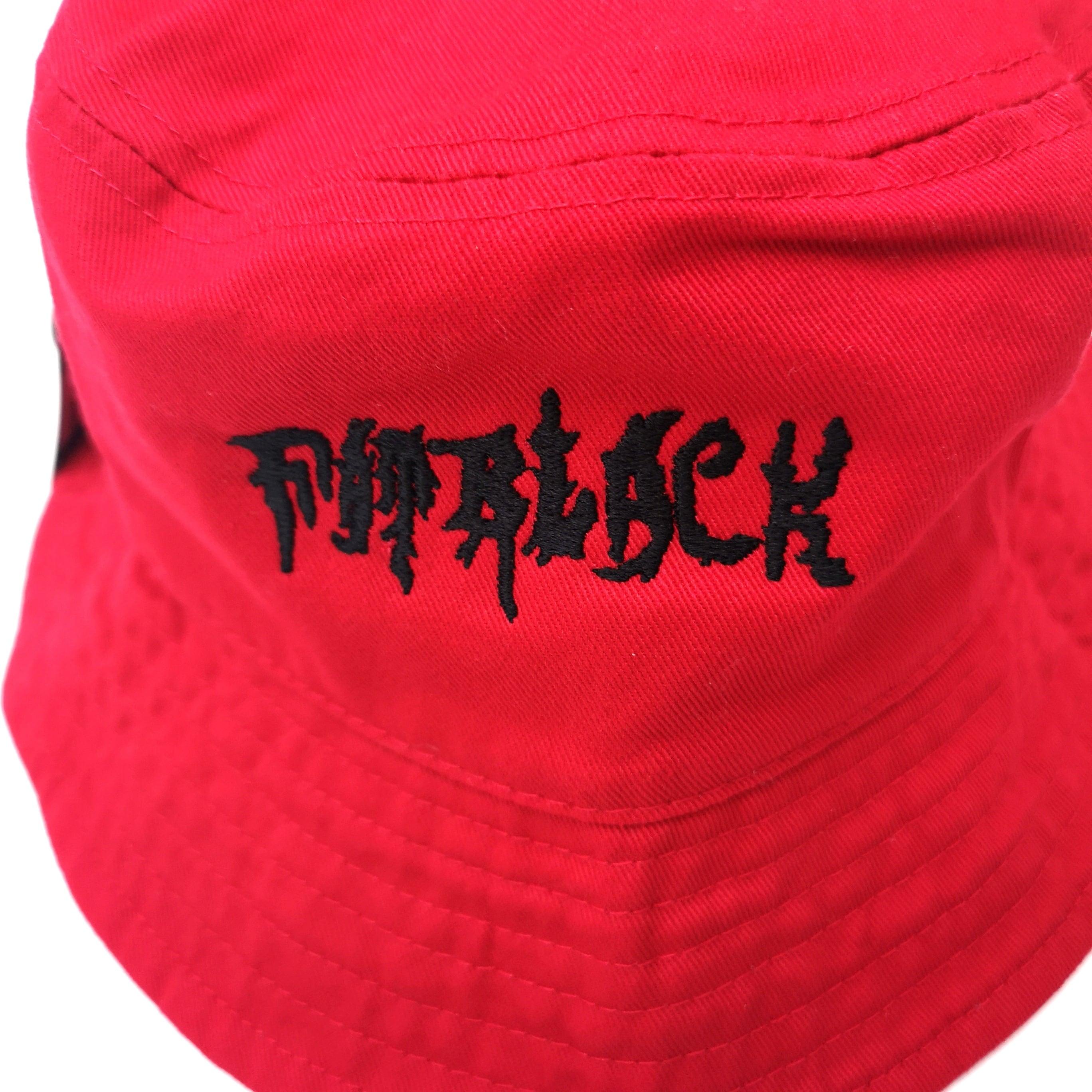 FATBLACK BUCKET HAT