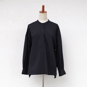 SINME ボリュームシャツ ブラック