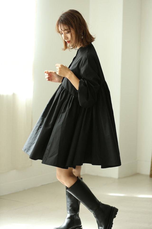 tiered blouse op