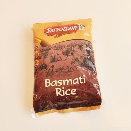 Sarvottam Basmati Rice 1kg