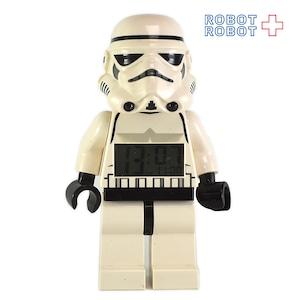 スター・ウォーズ LEGO ストームトルーパー 目覚まし時計