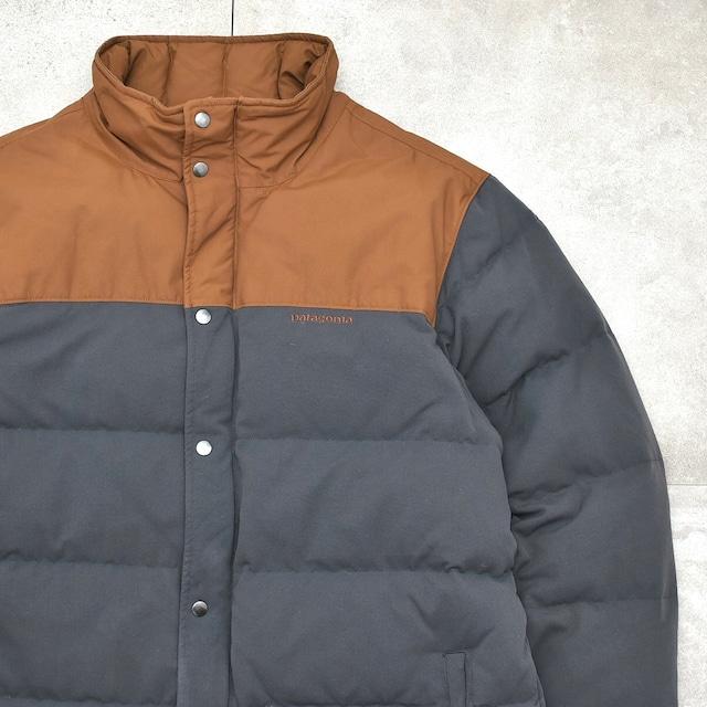patagonia FA13 bi-color down jacket