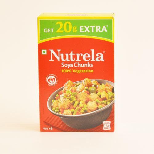 Nutrela/ニューテリラ ソヤチャンク 200g