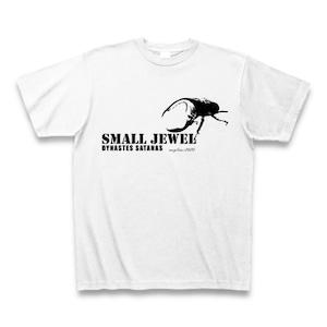 サタンオオカブト Tシャツ -maylime- オリジナルデザイン ホワイト
