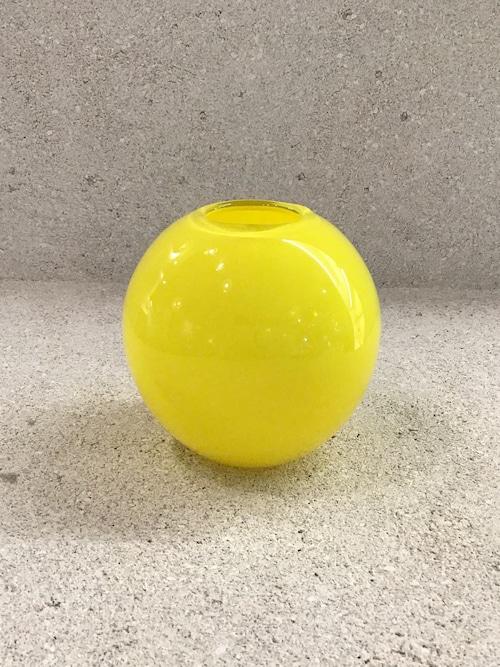 Balloon vase M -yellow-