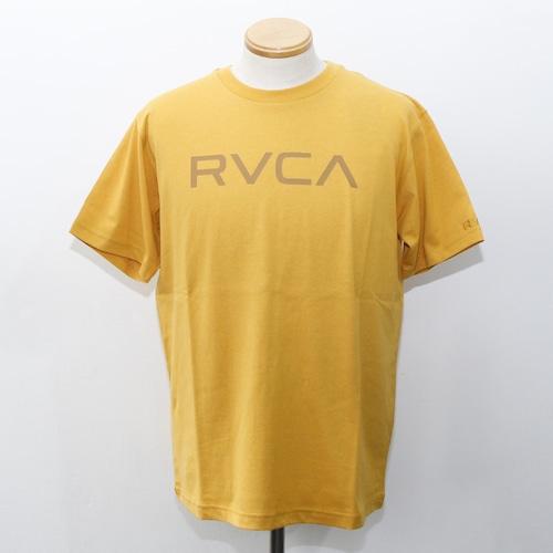 BIG RVCA TEE (GOLD)