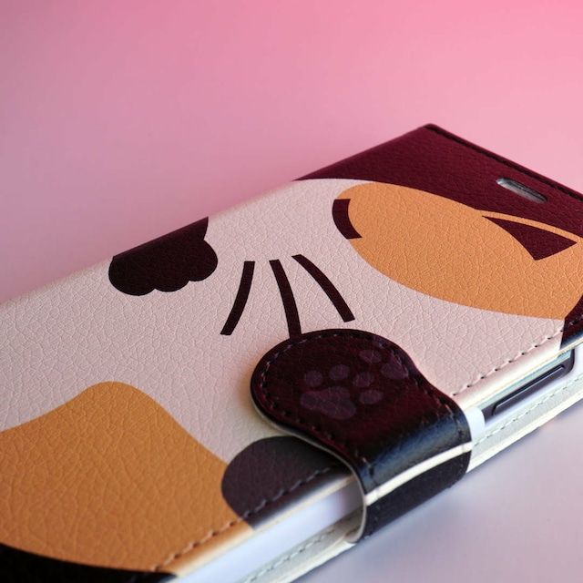 手帳型 iPhone 8Plus ケース(送料込☆工場直送)