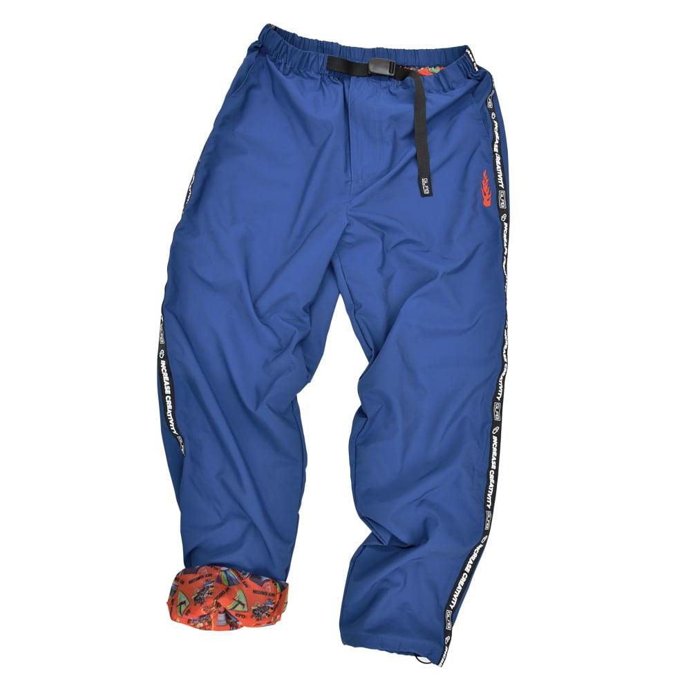 Pizza Pants / Blue
