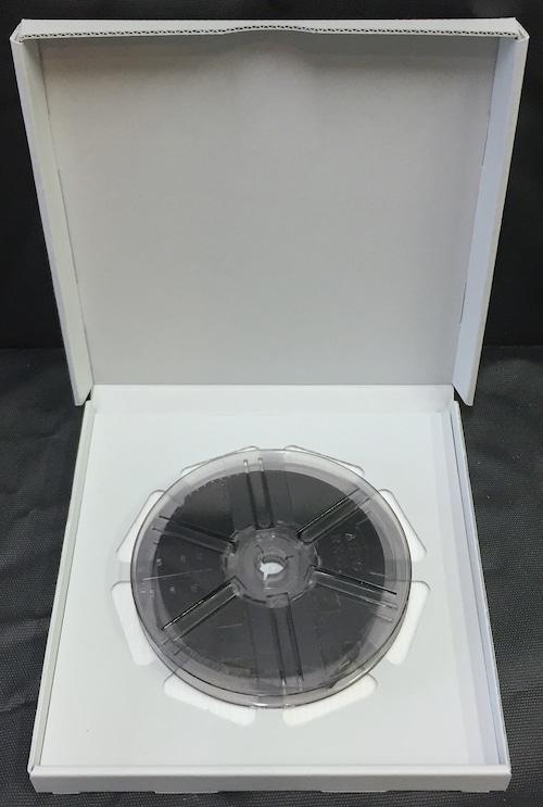 8ミリフィルム保存箱 (400ftまで)