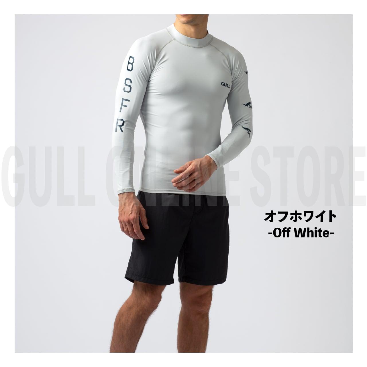 ラッシュガードロング メンズ [BSFR] GULL ガル