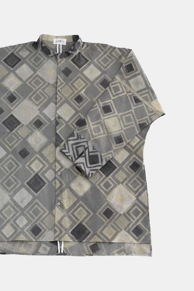 quitan × SHIORI MUKAI シャツ QS 0011 - Kuba