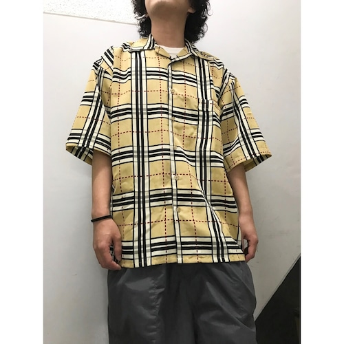 Dead Stock!URBAN SELECTION チェックシャツ