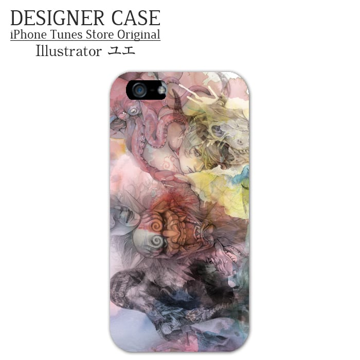 iPhone6 Hard Case[Gyuukotsu] Illustrator:Yue