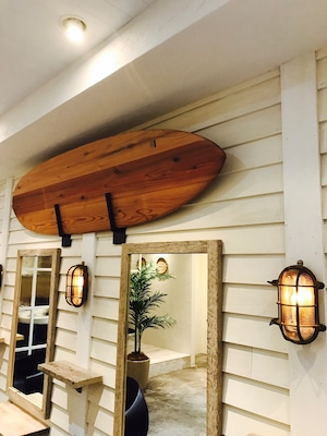 KUKU Surfboard Type-P 【Interior】