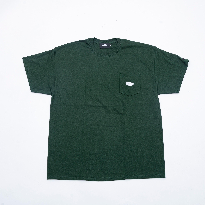 POCKET T-SHIRTS GREEN