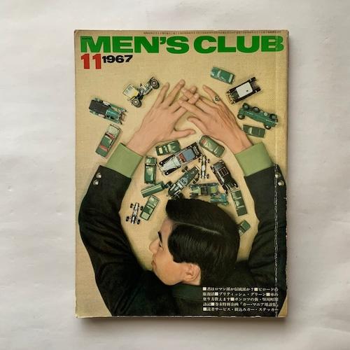 MEN'S CLUB メンズクラブ 71号  /  婦人画報社  /  1967年