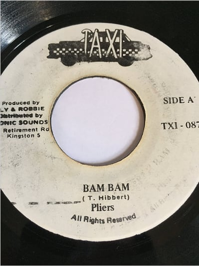 Pliers(プライヤーズ) - Bam Bam【7'】