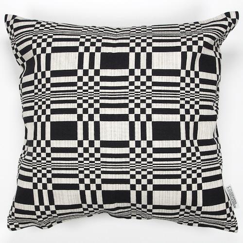JOHANNA GULLICHSEN(ヨハンナ グリクセン) Zipped Cushion Cover Doris(ドリス) Black