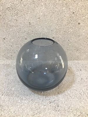 Balloon vase M -light dark blue-