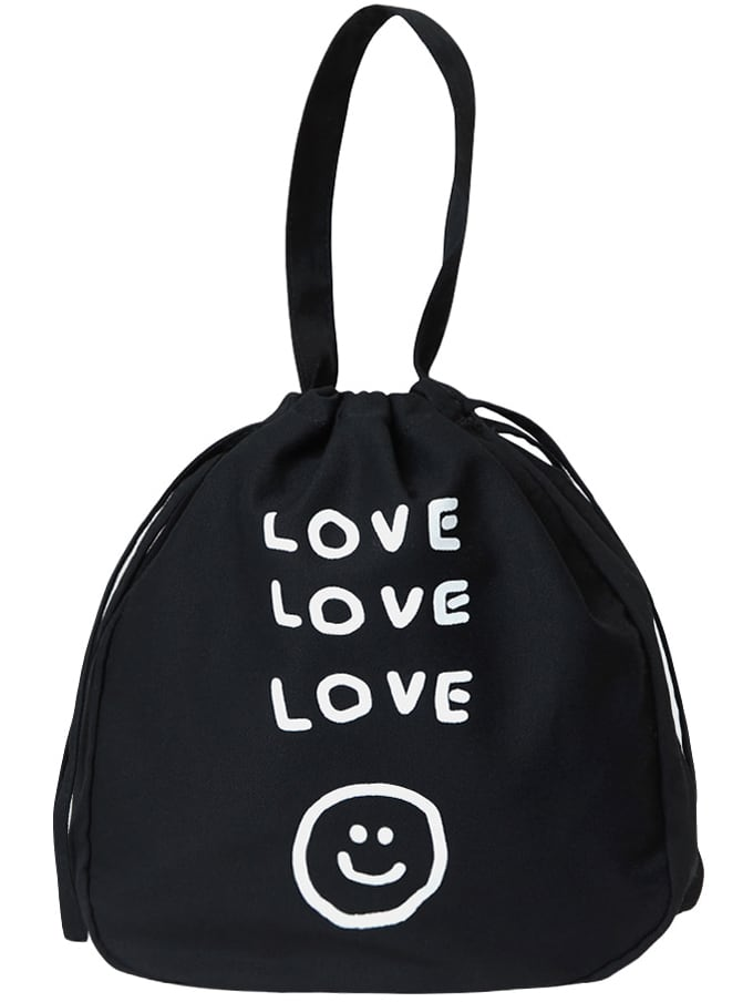【inapsquare】BUCKET BAG LOVE