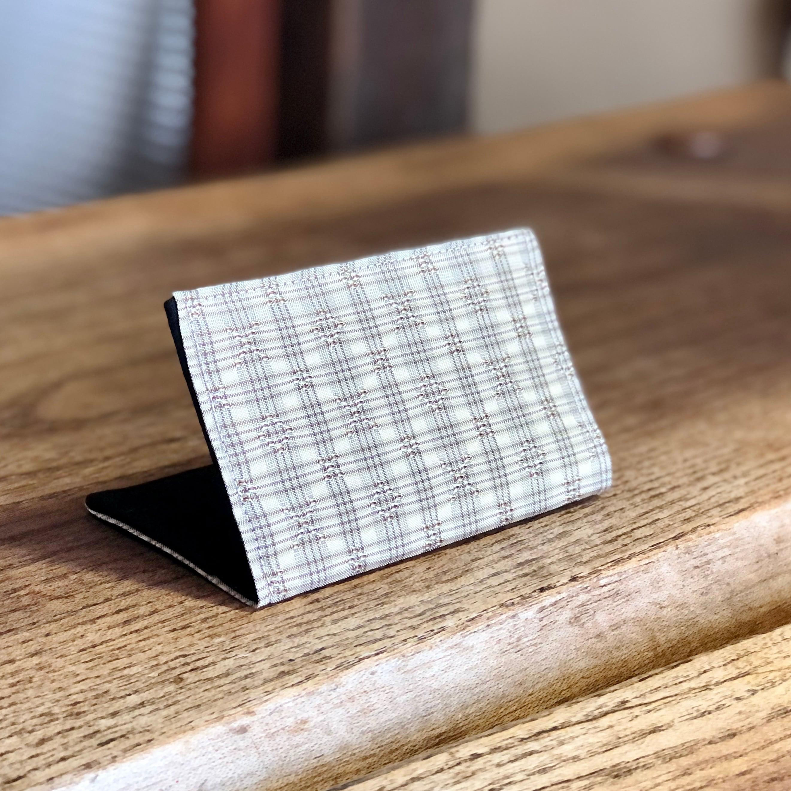 花織カードケース 10