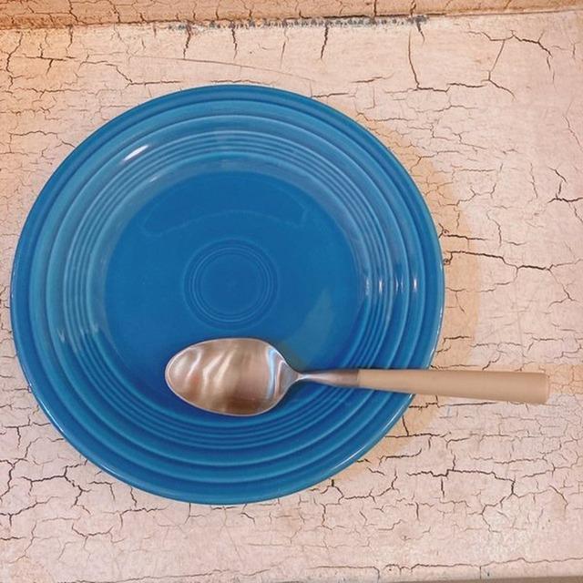 Fiesta プレート 23cm ブルー