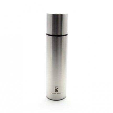 SEVEN SEVEN (セブンセブン) tsutsu bottle(ツツ ボトル ) ステンレス真空ボトル・水筒 (ステンレスシルバー) 【270ml】