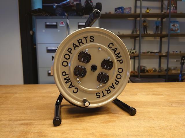 超ロング 5300mm デイジーチェーン「OOPARTSカラビナ3個付き」カラーコヨーテ モトハシ×CAMPOOPARTS