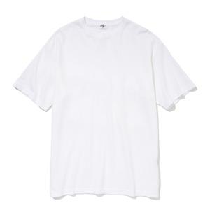 """Just Right """"Cotton Mesh Base Tee"""""""