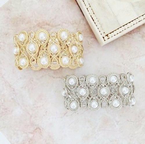 ブレスレット gold OR silver 【0325-16】
