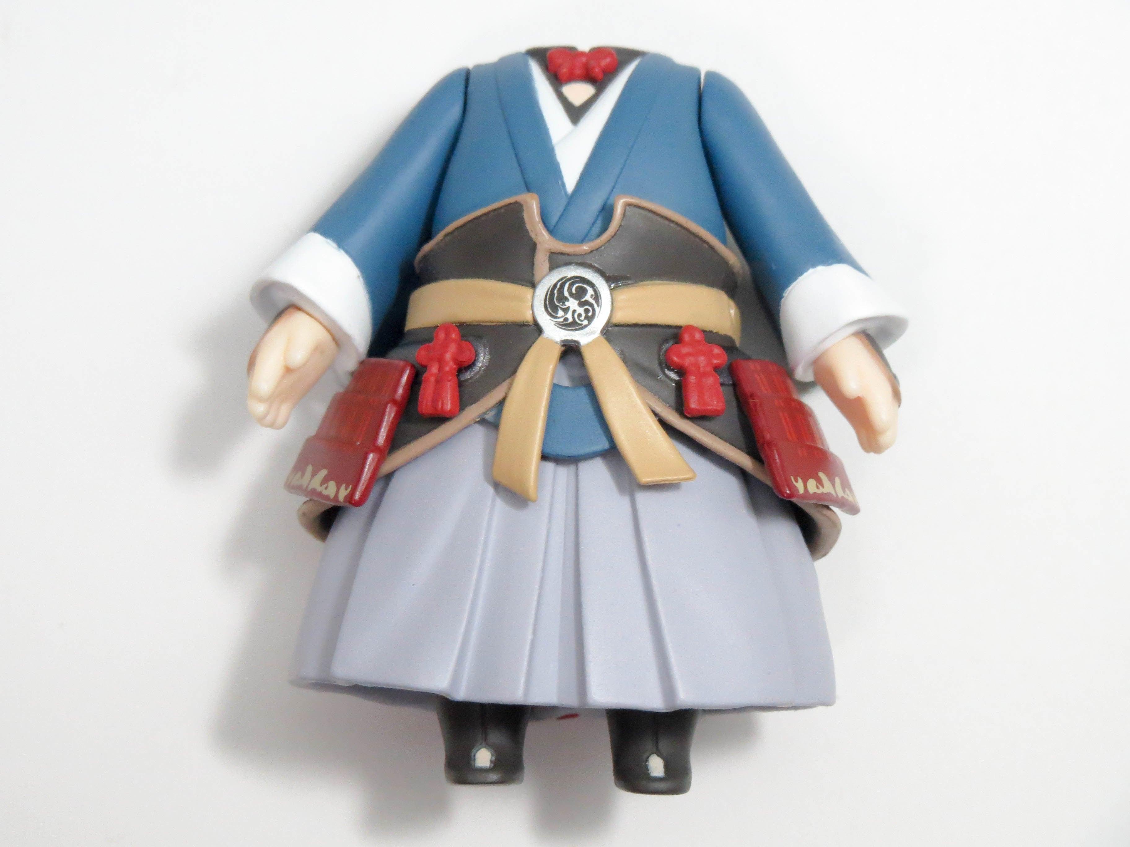 ※【SALE】【938】 歌仙兼定 体パーツ 戦闘服 ねんどろいど
