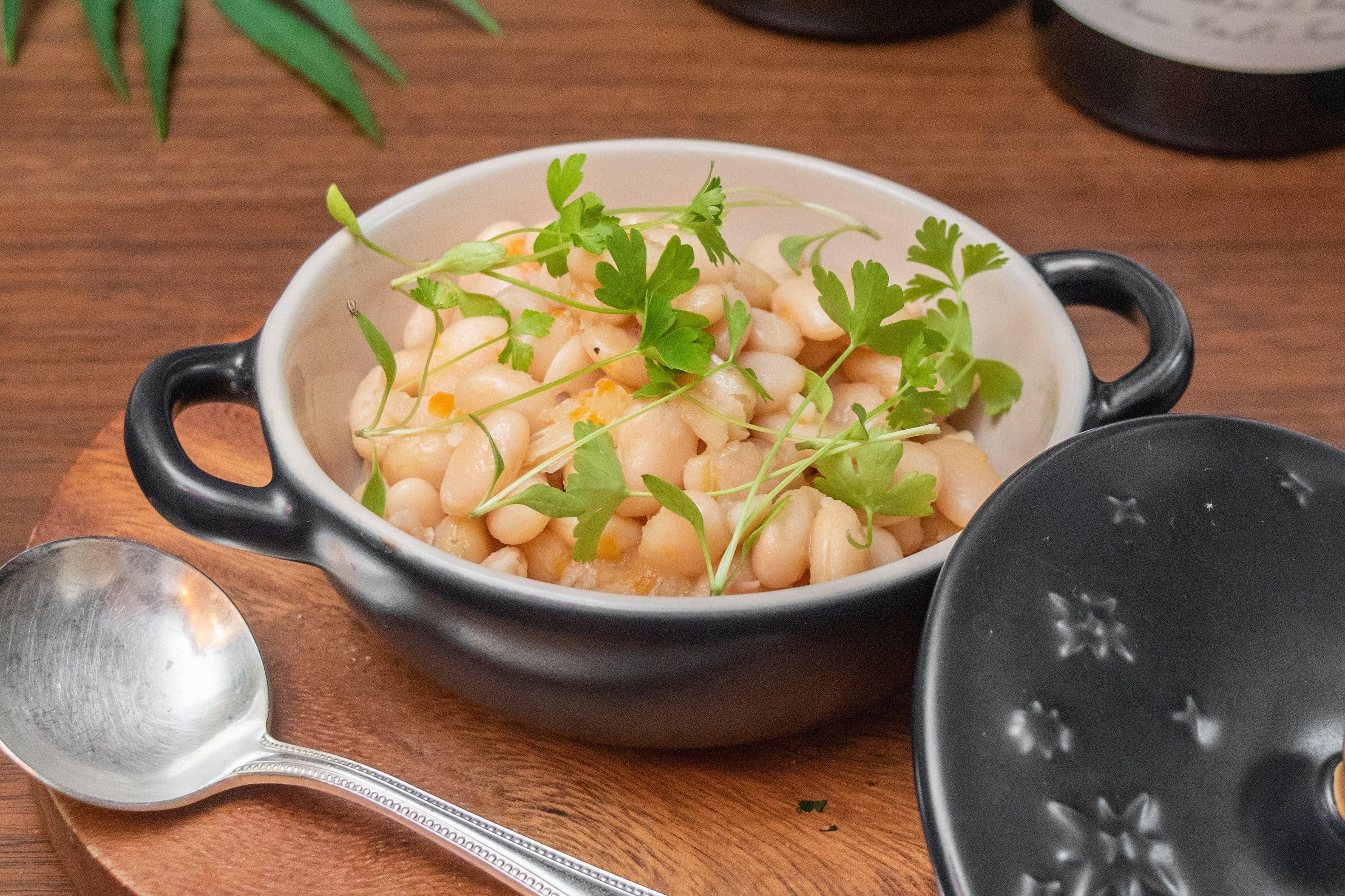 白いんげん豆の煮込み 250g