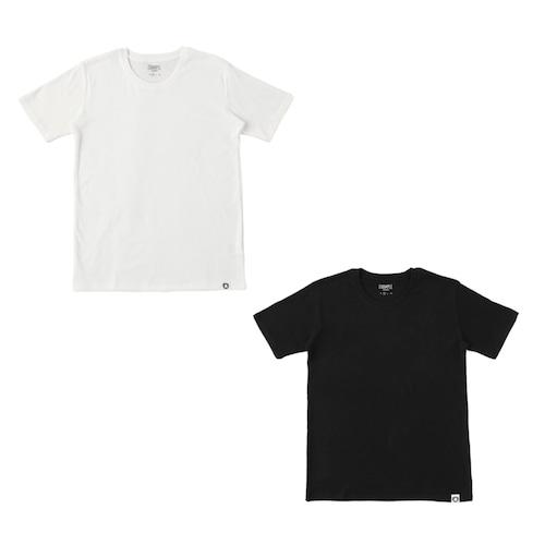 EXAMPLE UNDERWEAR 2PACK SHORT SLEEVE / BLACK & WHITE