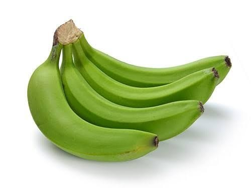 Chuối xanh (3,4 quả~600g)- Green Banana