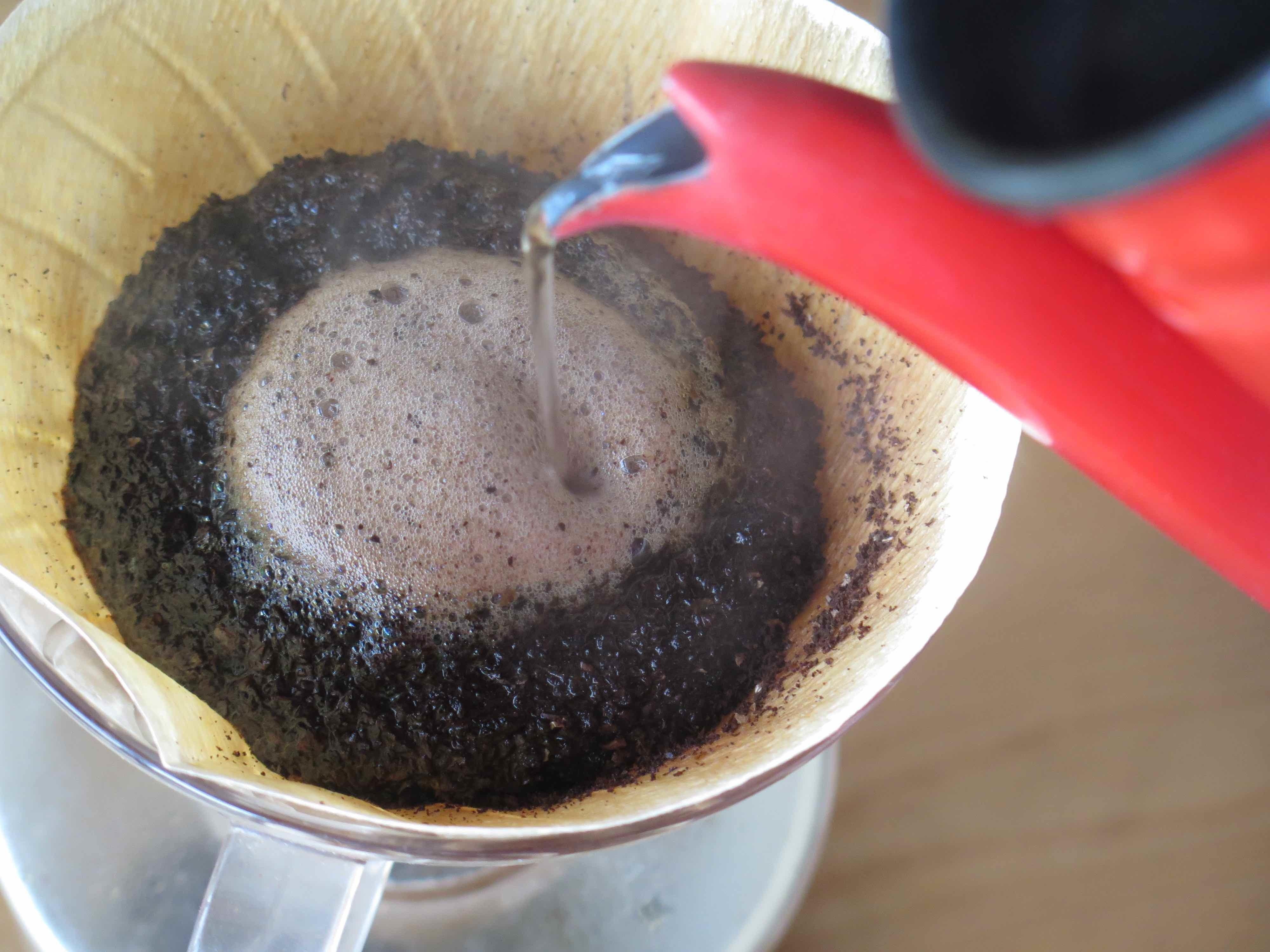 土鍋焙煎 ニドムブレンド コーヒー豆 100g - 画像5